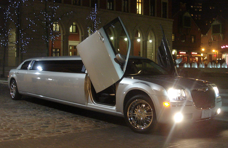 Baby Bentley Limousine (Silver)